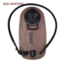 Top quality 2L 2.5L 3L Military Bicycle Mouth Water Bag Spor