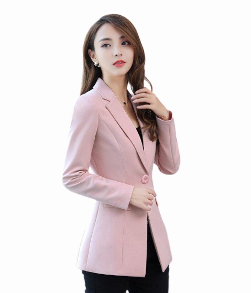Blazer Feminino Manga Longa New Full Flying Roc 2019 Hot Sale Woman Sleeve Blazer Office Jacket Casual Fashion Style Clothing