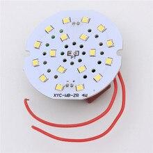 LED микроволновый sensoring питания модуль Микроволновая печь Радар переключатель со светодиодной лампы