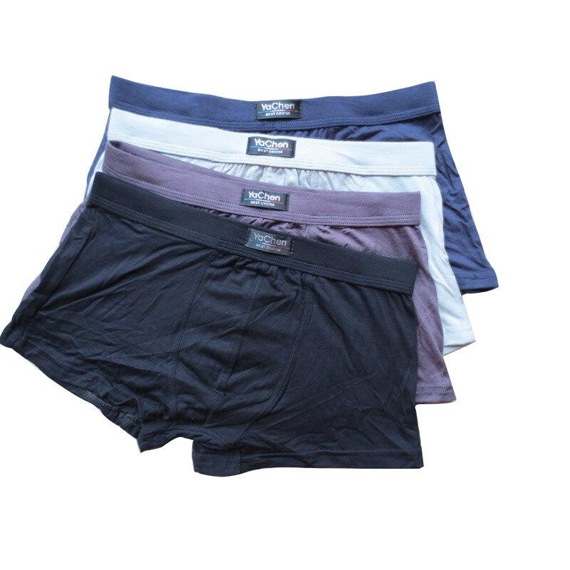 Мужское нижнее белье из бамбукового волокна, сексуальные однотонные боксеры, шорты на заказ разных расцветок|boxer shorts|color boxersboxer boxer | АлиЭкспресс