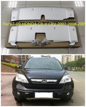 Protector de parachoques delantero + trasero de aleación de aluminio para placa de deslizamiento para HONDA 07-09 CR-V CRV 2007 2008 de 2009 por EMS