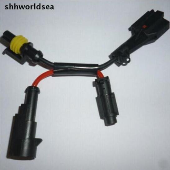 Car Electronics Shhworldsea Auto Hid Xenon Ballast Small Ket Adaptors Hid Bulb Holder Wire Connector Cable Base Adaptors Socket 10pcs/lot Buy One Get One Free