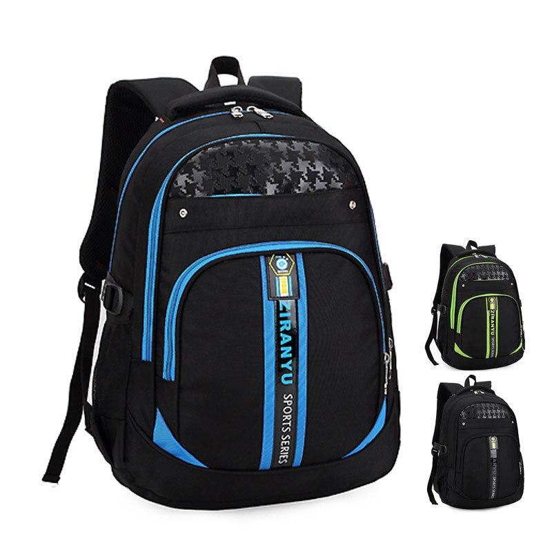 2016 Children School Bags For Teenager Girls Boys High Quality Children Backpack School Backpacks Fashion Kids Bags