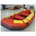2016 Горячей продажи надувные рафтинг лодка цена для продажи!