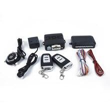 Профессиональный автомобильный один кнопочный переключатель запуска двигателя дистанционный вибросигнализатор Противоугонный комплект
