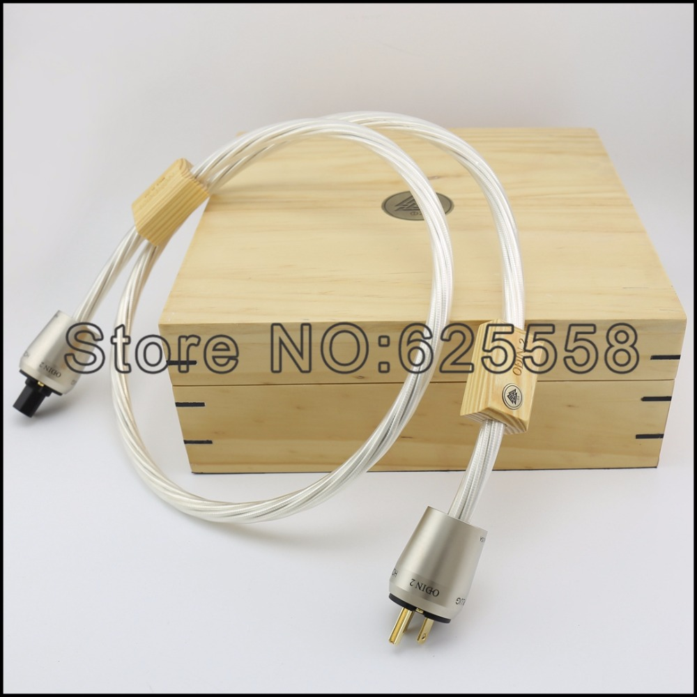 Nordost ODIN 2 Supreme Reference Schuko US  Plug Power Cable With  Original Box цена и фото
