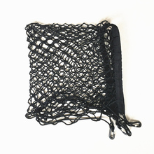 Car Mesh Cargo Net Holder Trunk 4 Hook Fit for Jeep Compass Liberty Grand Cherokee Patriot Grand Cherokee Wrangler and most SUV