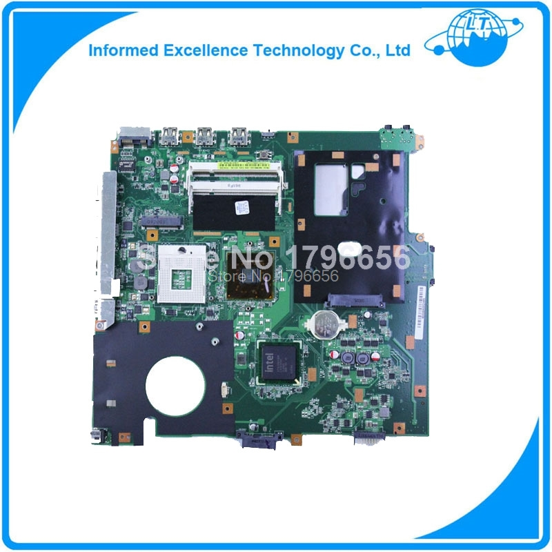 For ASUS F50Q Laptop motherboard 100% working well 90days warranty for asus f5rl x50rl rev 2 0 laptop motherboard mainboard 08g2005fr20v 90days warranty