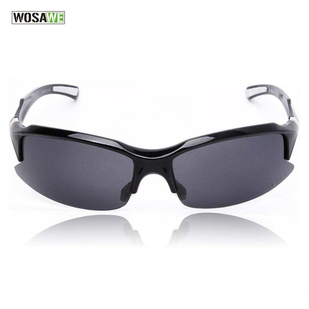 WOSAWE profesional polarizado ciclismo gafas bicicleta gafas deportes al aire libre bicicleta gafas de sol caja Original para los hombres y las mujeres