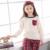 2017 Venta Caliente de Los Niños de Coral Polar Ropa de Dormir Homewear Pijamas Unisex Plaid Pijama de Franela de Invierno Cálido Albornoz Camisón