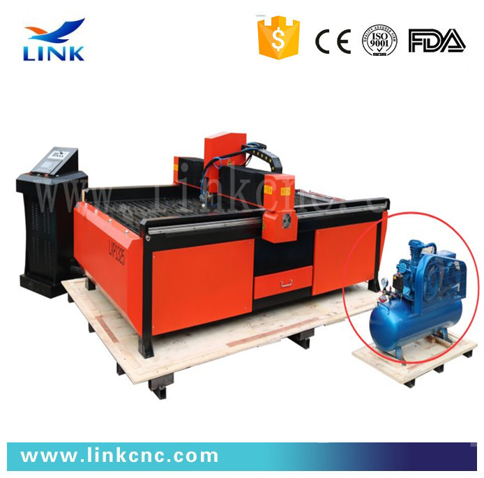 Stainless Steel Plasma Cutter : Lowest price link cnc plasma cutting machine for