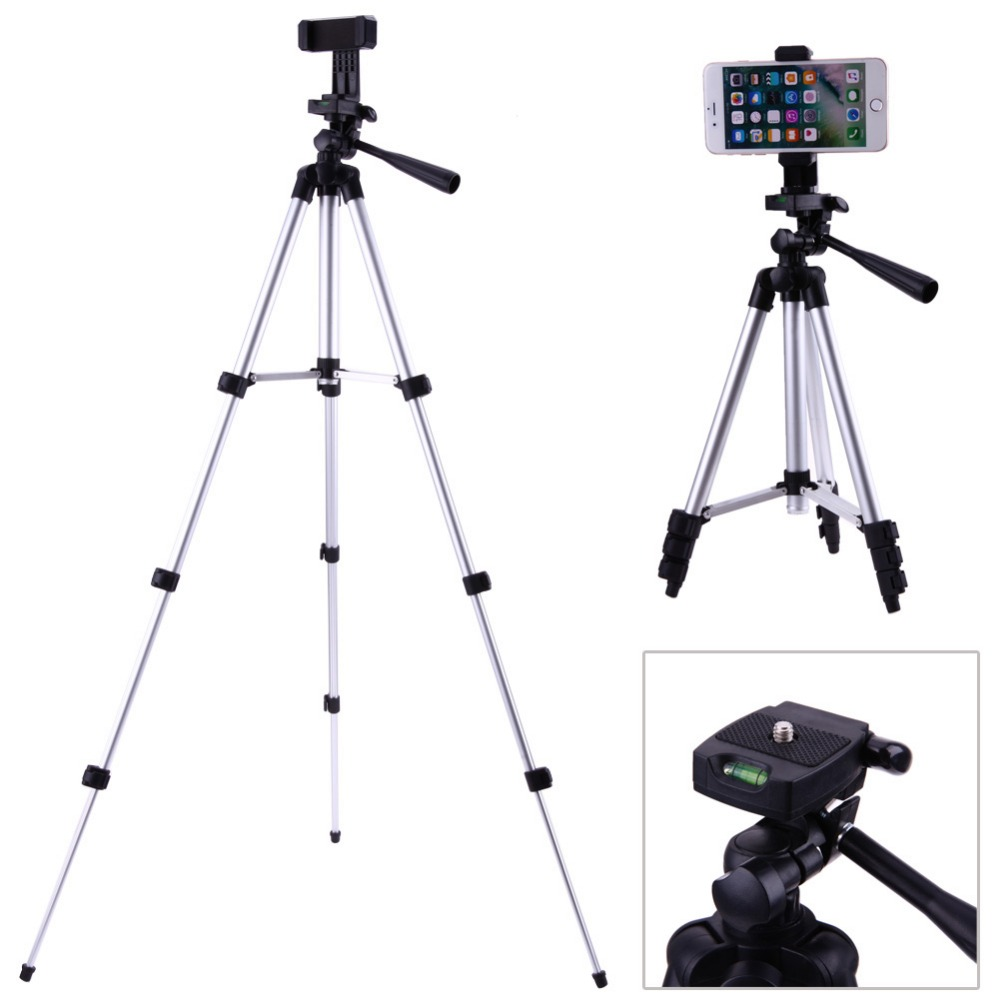 Tripod for Mobile Phone Professional Camera Tripod Stand Holder Digital Camera Table PC Mobile Phone Smartphone Holder Tripod 4