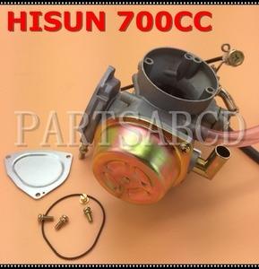 Image 4 - PARTSABCD Hisun 700CC ATV QUAD montaje de carburador HISUN piezas de ATV 16100 F39 0001