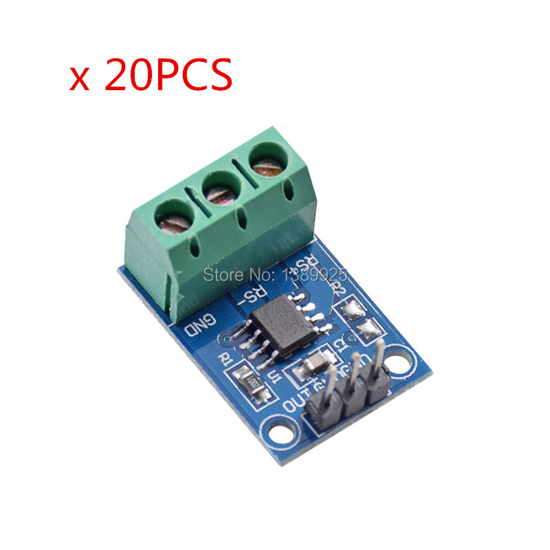 Free Shipping 20pcs/lot 3A Range MAX471 Current Detection Module/current Measurements Current Sensor