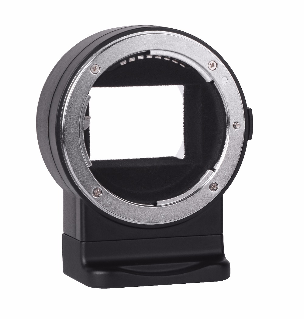 2018 New NF-E1 Auto Focus EXIF Lens Adapter Tube For Nikon F lens to NEX NEX-6,NEX-5, NEX-5N, NEX-5R, NEX-5T, NEX-3, NEX-C3, NEX save $2 focal reducer speed booster lens adapter suit for canon eos lens to sony camera nex 7 nex 6 nex 5r nex 5n nex 5c