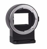 2018 New NF-E1 Auto Focus EXIF Lens Adapter Tube For Nikon F lens to NEX NEX-6,NEX-5, NEX-5N, NEX-5R, NEX-5T, NEX-3, NEX-C3, NEX