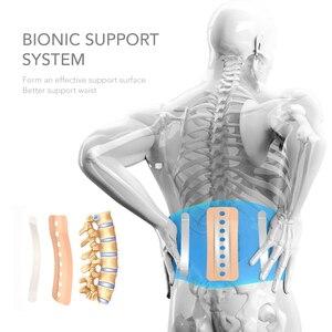 Image 3 - MARESE lędźwiowy ortopedyczny przepuklinowy dysk Brace talia powrót kręgosłupa pas wspierający Faja ulga w bólu Unisex regulowany