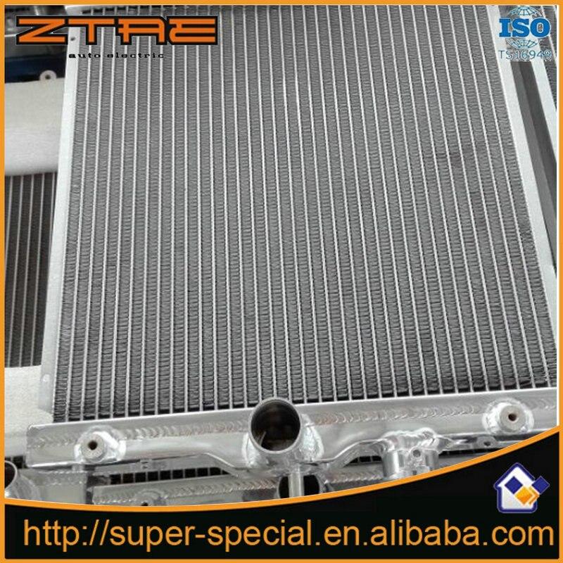 Car 3Row Auto Racing Full Aluminum Radiator For HONDA CIVIC 92-00 DEL SOL/INTEGRA DB/EK EG