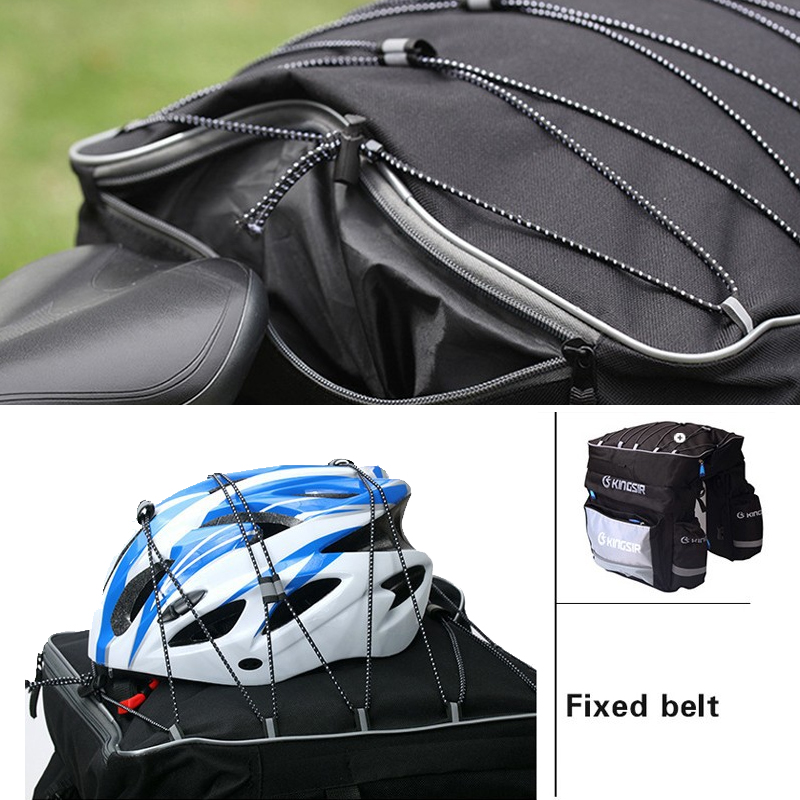 Volume Bicycle Rear Cover