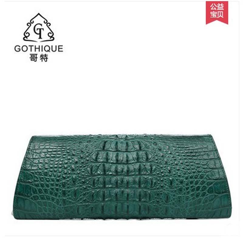 New gete2016 crocodile handbag fashion chain bag shoulder bag his dinner bag handbag bag lady  new gete2016 crocodile handbag fashion chain bag shoulder bag his dinner bag handbag bag lady