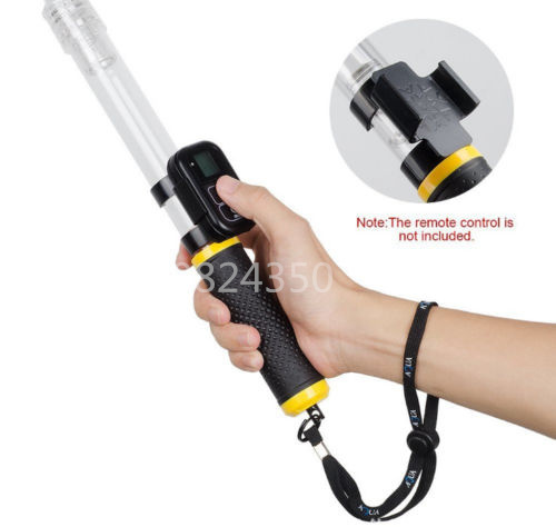 Action Video Camera Waterproof Selfie Stick Monopod Tripod Telescoping Extendable Handheld For GoPro Hero 6 5 4 For Xiaomi Yi