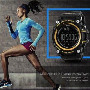 Image 3 - Lokmat Smart Horloge 2020 Bluetooth Digitale Mannen Klok Stappenteller Smartwatch Vrouwen Waterdichte IP68 Sport Voor Ios Android Telefoon