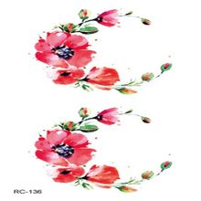 1eb600b64 Temporary Tattoo Stickers Removable Fake Tattoos Universal Beauty Decal  Disposable Beauty Sticker For Women Man