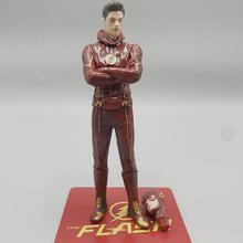 18cm The Flash Movie Figures Action & Toy Figures One Piece Action Figure Pvc Figures Model For Children Christmas/birthday Gift