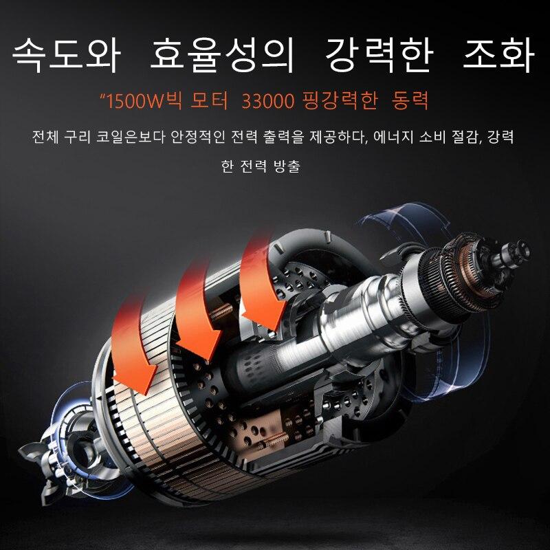 TINTON LIFE 33000R/M 2L sans BPA de qualité commerciale professionnel Smoothies mélangeur de puissance mélangeur de nourriture presse-agrumes robot culinaire - 2