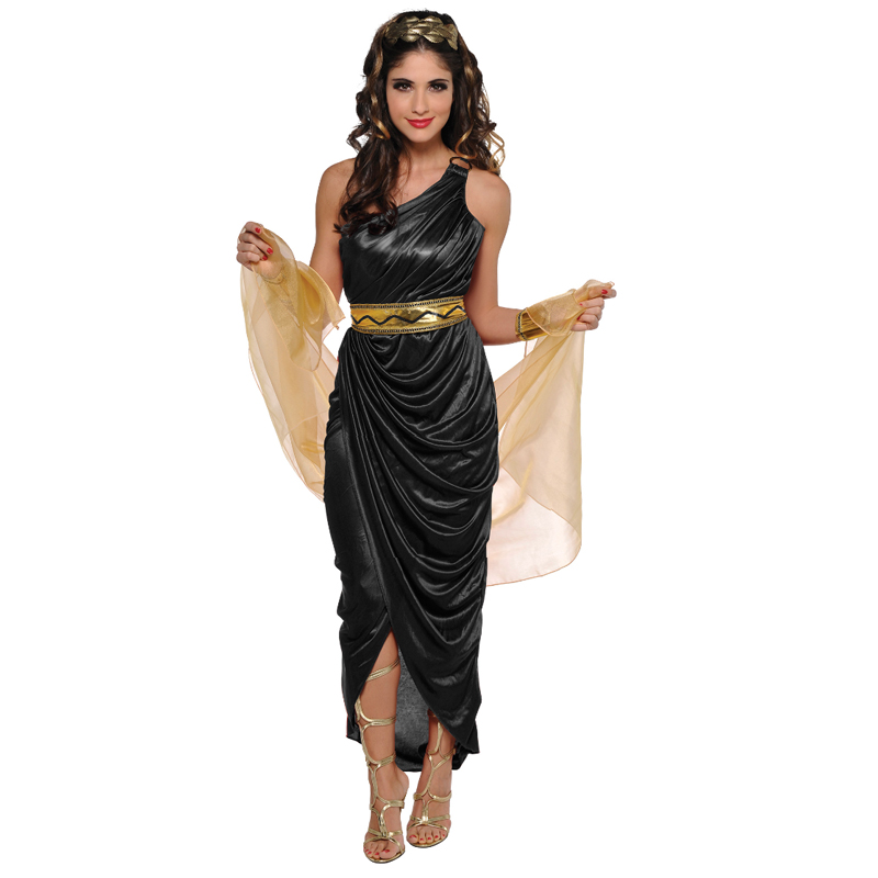 Adult Women Queen Of The Nile Historical Theme Party Halloween Costume