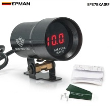 37 мм компактный микро цифровой дымчатый датчик соотношения воздуха/топлива Универсальный 3-4-6-8 цилиндровые двигатели(OEM: EP-DGT8109) EP37BKAIRF