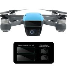 DJI Spark Camera and Sensor UV Protective Film