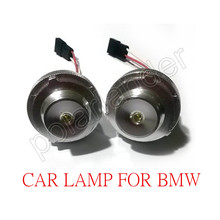 10W CREE Angel Eyes 2X E60LCI   FOR BMW 5 sevies E60LCI E61LCI