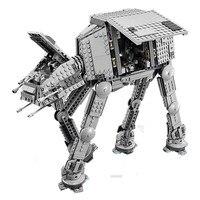 Lepin Star Wars 05051 Force Awaken The AT AT Transportation Armored Robot 75054 Building Blocks Bricks Toys Handsel Minifigure