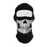 Dışarı kapı ekipmanları Bisiklet koruma için, Unisex Windproof Tam Yüz Boyun Koruma Maskeleri, Ninja Şapka Şapka, CS Koruma maskeleri