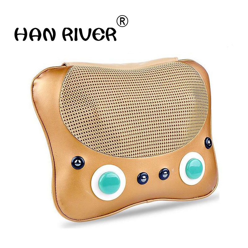 Move neck massager massage instrument body massage pillow multi-functional household cushion for leaning on, giftsMove neck massager massage instrument body massage pillow multi-functional household cushion for leaning on, gifts