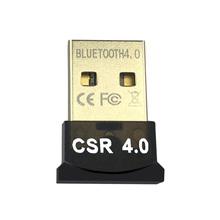 FDBRO New Mini Bluetooth USB Adapter CSR V 4 0 Dongle Dual Mode Wireless Bluetooth USB 2 0 3 0 3Mbps For Windows Xp Vista 7 8 1 cheap Bluetooth v4 0 kbt000349 Bluetooth CSR V4 0 Dongle