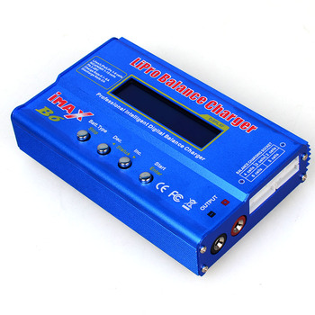 Nimh Nicd lithium Battery IMAX B6AC RC B6 AC Balance Lipo Battery Charger Balance Discharger with Digital LCD Screen