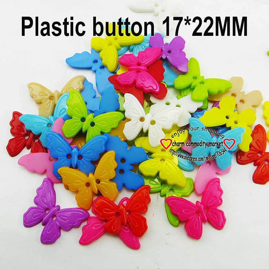 100pcs Faux Pearl Star Butterfly Flower Buttons Sewing with Shank for Clothes Shirts Coats Sweaters Scarpbooking