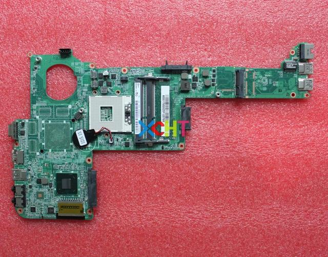 Toshiba L840 L845 A000175320 DABY3CMB8E0 HM76 Laptop Anakart Anakart için Test