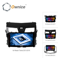 "Ownice C500+ 10.1"" Android 6.0 Octa core Car DVD Player for for Nissan TEANA Murano 2010 2011 2012 2013 2014 GPS navigation BT"