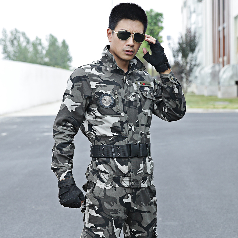 Men's Camouflage Suit Hunting Clothes Army Military Multicam Outfit Tactical Jackets+pants US Combat Uniforms Ghillie Costume black hunting clothes military uniforms mens hunting clothing tactical combat shirt cargo pants outdoor army ghillie suit men