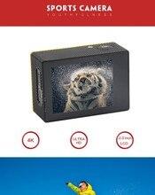 Official protax original 4K Action Camera 1080@60FPS Full HD Sports Video Camera Wifi 30M Waterproof 2.0inch LCD Helmet Camera F