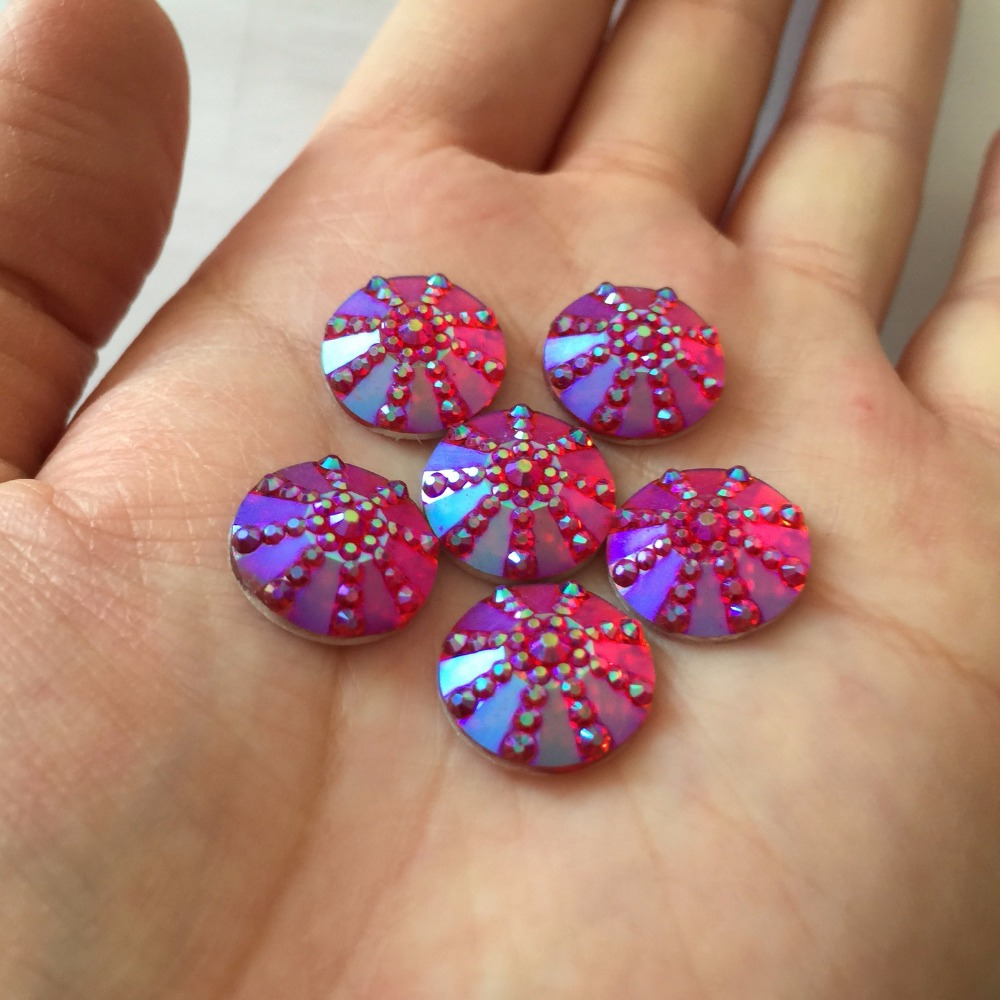 Flat pebbles for crafts - Flat Stones For Crafts Aliexpress Com Buy Rhinestones Flat Back Acrylic Gems Round Strass Crystal