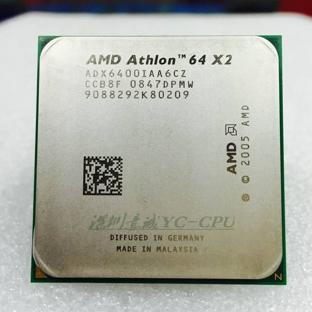 AMD ATHLON 64-PROZESSOR DRIVERS FOR PC