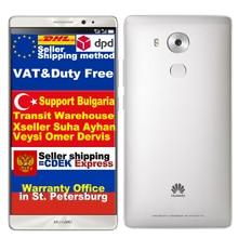 Original Huawei Mate 8 NXT-DL00 Kirin 950 Octa Core CPU 3GB RAM 32GB ROM FDD LTE Phone 6.0inch 1920X1080 16.0MP Android 6.0