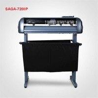 SAGA-720IIP Plotter para corte plotter/plotter Plotter de corte com um ponto vermelho 110V e 220V tamanho do papel 720MM