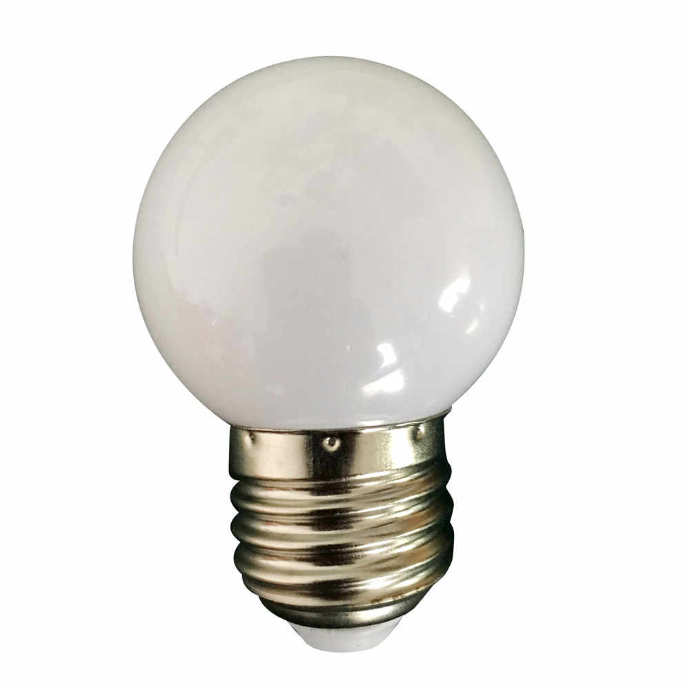 Новейший красочный E27 110 V 220 V красный синий зеленый белый желтый rgb blubs энергосберегающий светодиодный мячик для гольфа лампочка глобус лампа #15