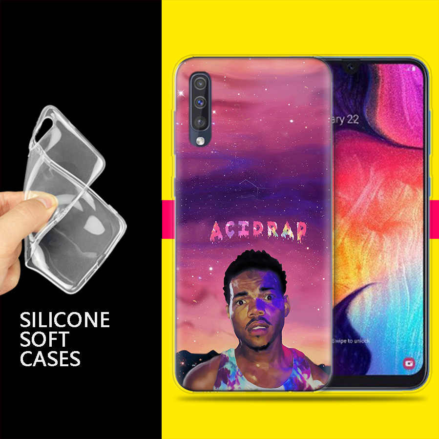 Bao Ốp Lưng dành cho Samsung Galaxy Samsung Galaxy Điện Thoại Di Động A50 A70 A30 A20 J4 J6 J8 A6 A8 M30 A7 Plus 2018 note 8 9 Rapper Nhạc Pop Coque J6Plus