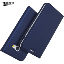 цена на ZROTEVE For Samsung A5 2017 Case PU Wallet Case Coque For Samsung Galaxy A5 2017 Leather Stand Flip Cover Case For Galaxy A520
